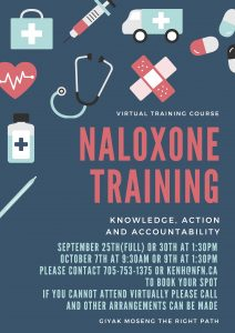 Naloxone Training @ Online